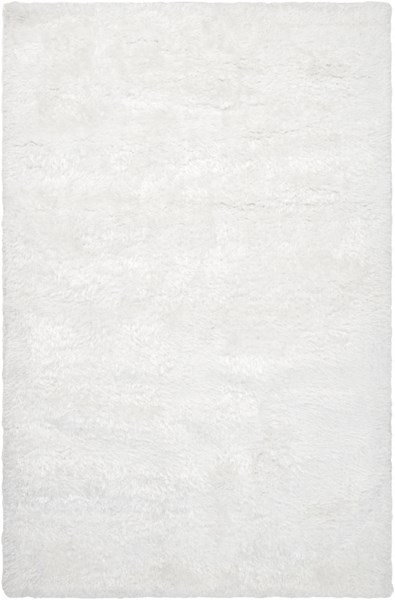 Surya Grizzly White Area Rug - 108 x 72 GRIZZLY9-69