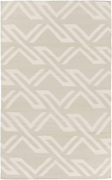 Galvany Ivory Viscose Cotton Area Rug - 60 x 90 GVY3014-576