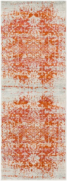 Surya Harput Burnt Orange Runner - 87 x 31 HAP1019-2773