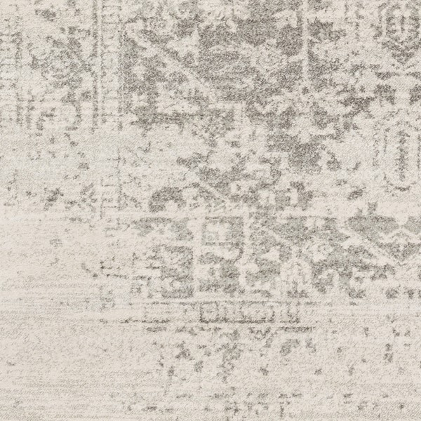 Surya Harput Light Gray Beige Sample Area Rug - 18 x 18 HAP1024-1616