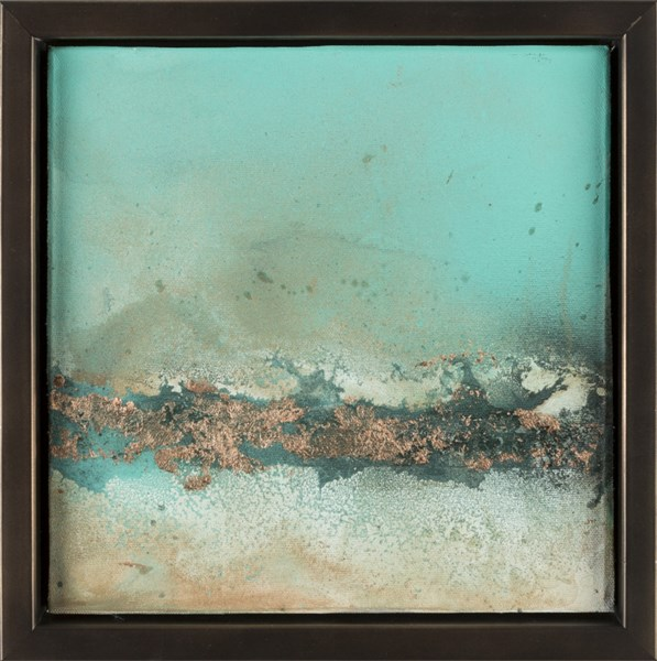 Haney Contemporary Abstract Square Wall Art HANEY-DCR-BNDL