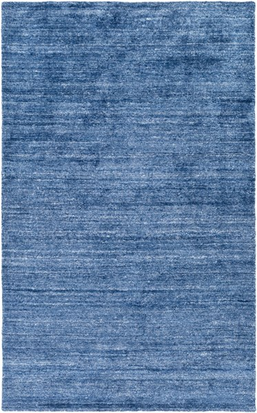 Haize Contemporary Navy Fabric Hand Woven Area Rug HAZ6020-58