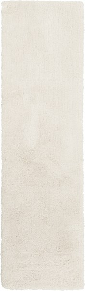 Heaven Contemporary Ivory Polyester Runner HEA8000-238