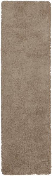 Heaven Contemporary Beige Polyester Runner HEA8001-238