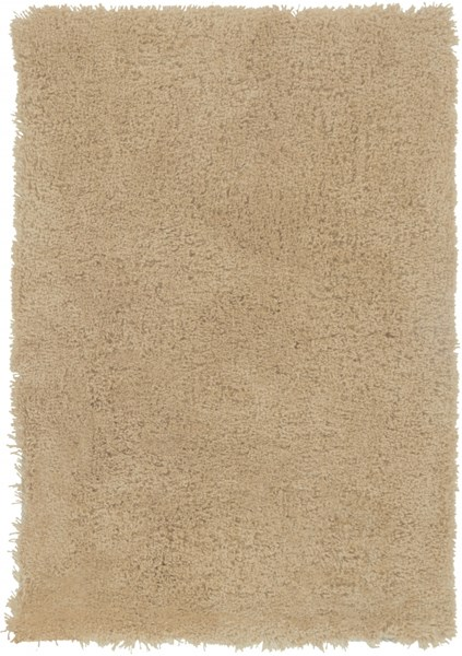 Heaven Butter Polyester Area Rug - 24 x 36 HEA8009-23