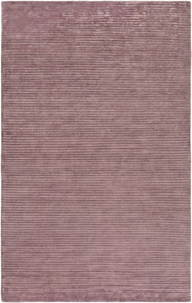 Mugal Contemporary Burgundy Violet Wool Area Rug (L 96 X W 60) IN8617-58