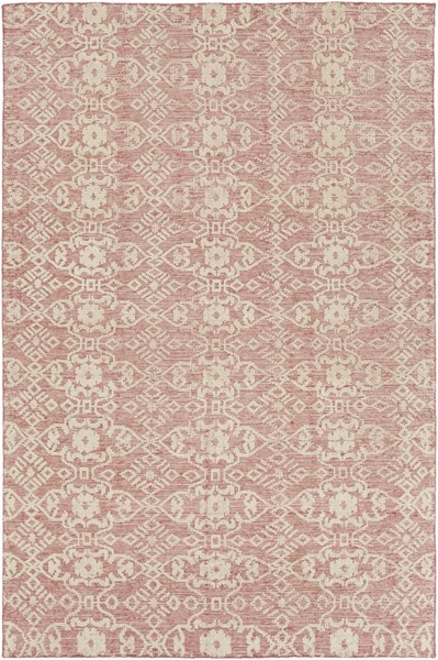 Ithaca Light Gray Olive Fabric Area Rug (L 108 X W 72) ITH5003-69