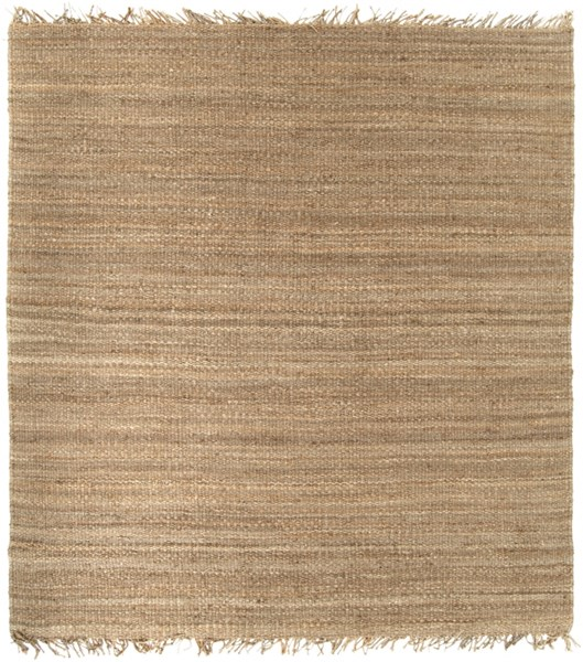 Jute Natural Beige Square Area Rug - 96 x 96 J-8SQ