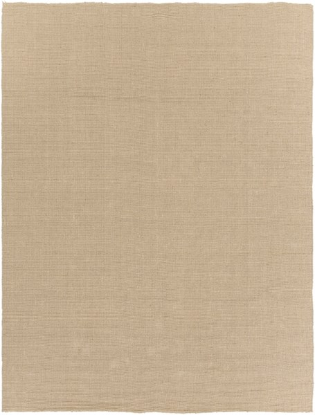 Contemporary Tan Fabric Hand Woven Area Rug JS13-8106