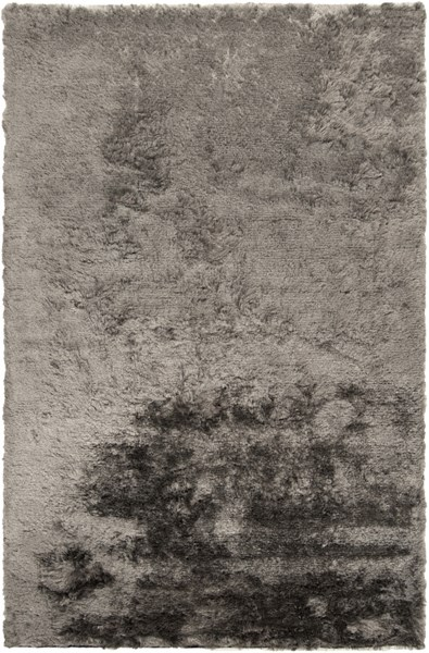 Surya Jasper Medium Gray Polyester Area Rug - 132x96 JSP8003-811