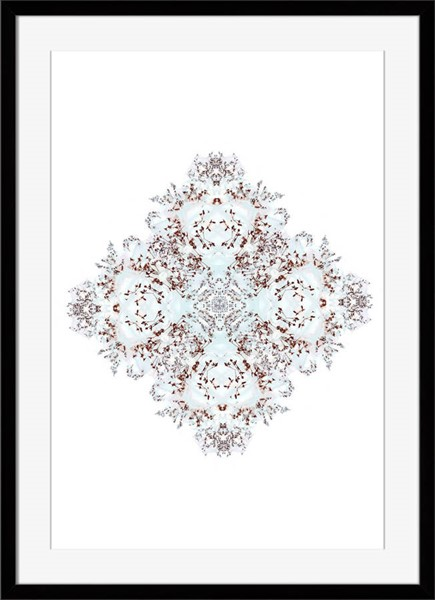 Surya Eternal Paper Expansion Wall Art - 15x18 JZ102A001-1518