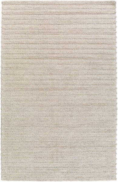 Surya Kindred White Viscose Wool Area Rug - 90x60 KDD3003-576