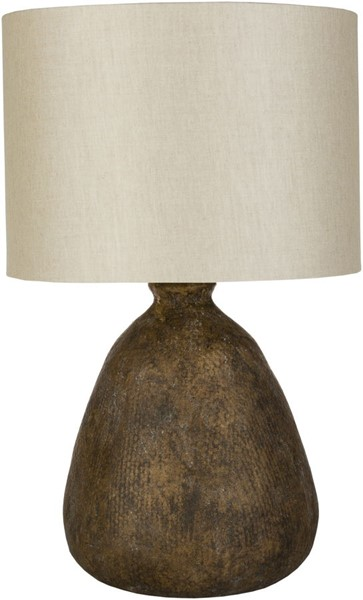 Surya Kenley Ivory Ceramic Table Lamp - 16x27.20 KNY-001
