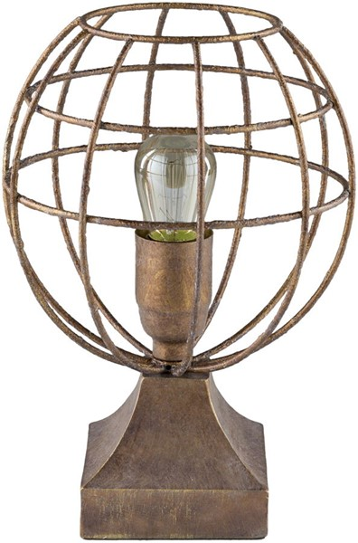 Surya Lawson Metal Table Lamp - 7.5x10.63 LAW-002