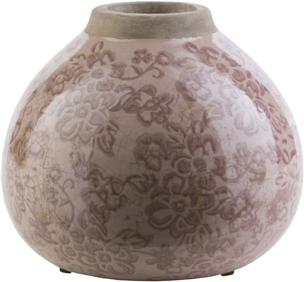 Leclair Taupe Olive Gray Ceramic Table Vases 14269-VAR1