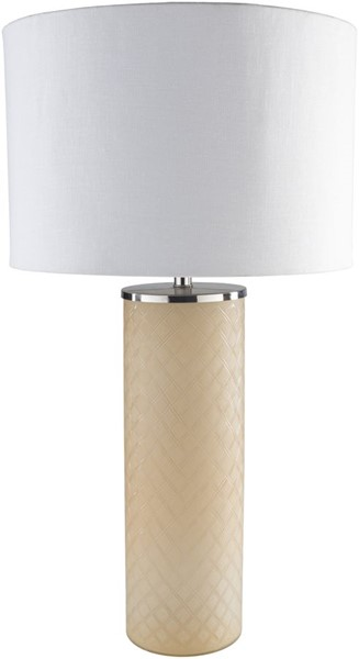 Surya Lilleth Glass Table Lamps - 16.5x31.50 LEH-00-LAMP-VAR