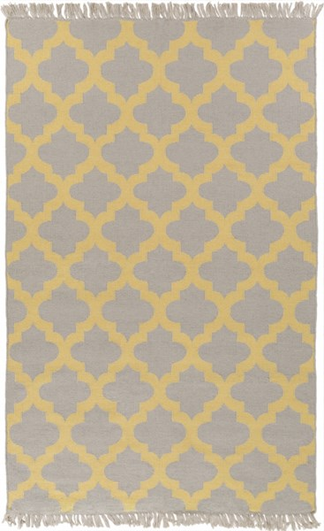 Lagoon Contemporary Navy Ivory PET Yarn Area Rug LGO2023-58