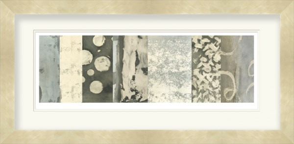 Surya Wall Decor Limited Edition Giclee Print Paper Wall Art - 43x22 LJ4007-4322