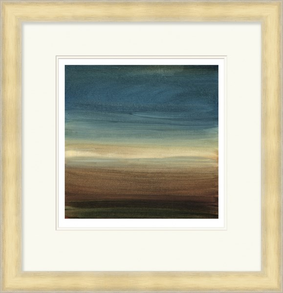 Surya Wall Decor Limited Edition Giclee Print Paper Wall Art - 22x23 LJ4139-2223
