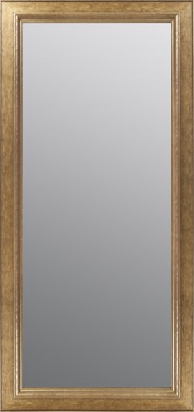 Surya Wall Decor Topaz Wood Wall Mirror - 65x31 LJ4256-3165
