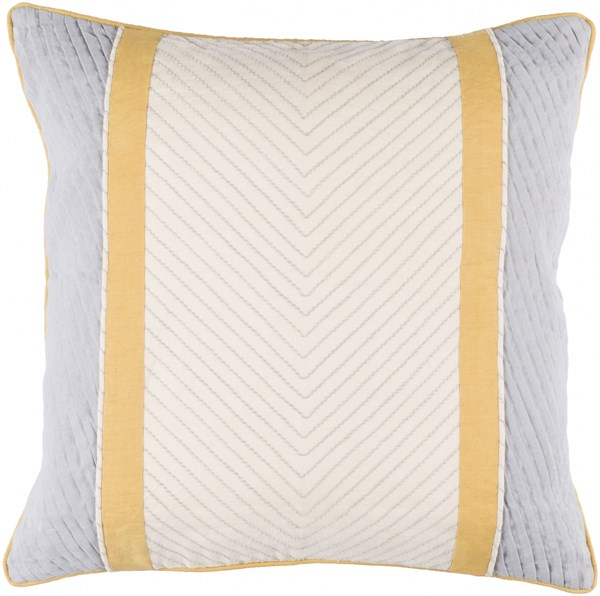 Leona Beige Moss Mocha Linen Cotton Throw Pillow ( L 20 X W 20 X H 5 ) LN003-2020P