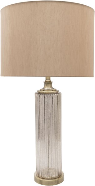 Surya Loleta Wheat Glass Table Lamp - 14x30 LOL200-TBL