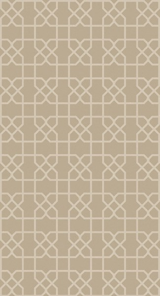 Lydia Contemporary Ivory Wool Hand Knot Area Rug LYD6004-69