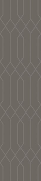 Lydia Contemporary Slate Wool Hand Knotted Runner 12958-VAR1