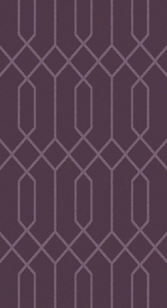 Lydia Contemporary Eggplant Wool Area Rug LYD6009-69