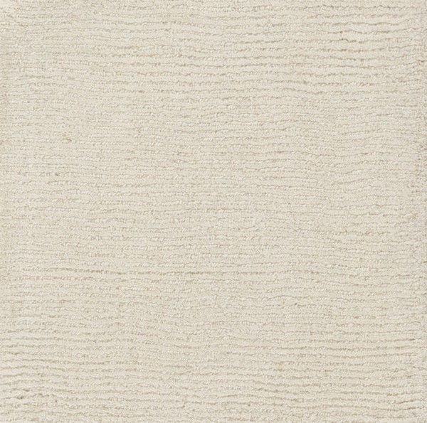 Surya Mystique Cream Sample Area Rug 18 x 18 M262-1616