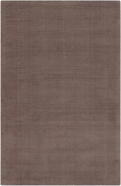 Mystique Contemporary Taupe Wool Area Rug (L 63 X W 39) M265-3353