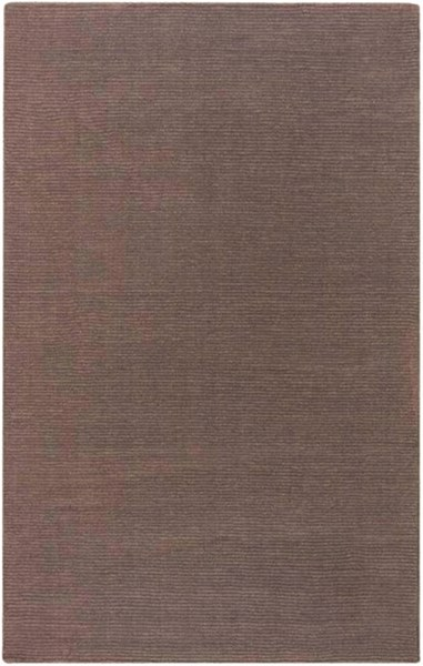 Mystique Contemporary Taupe Fabric Hand Woven Area Rug (L 96 X W 60) M265-58