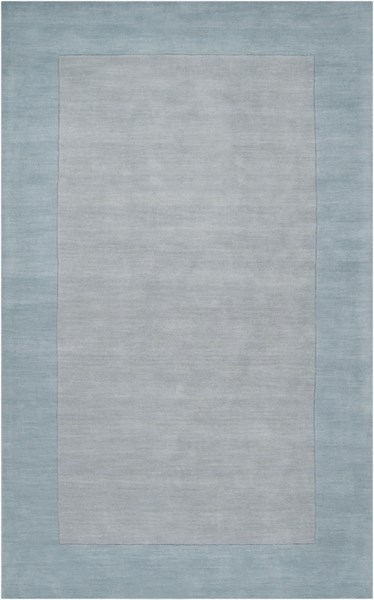 Mystique Contemporary Moss Slate Wool Area Rug (L 96 X W 60) M305-58