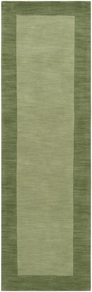 Mystique Contemporary Forest Wool Runner (L 96 X W 30) M310-268