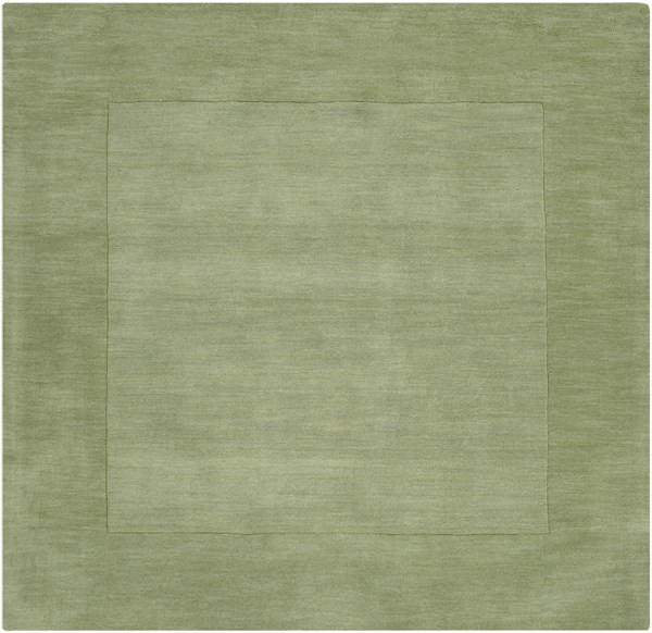 Mystique Contemporary Forest Wool Square Area Rug (L 96 X W 96) M310-8SQ