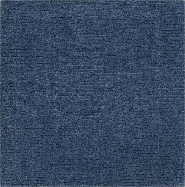 Surya Mystique Dark Blue Sample Area Rug 18 x 18 M330-1616
