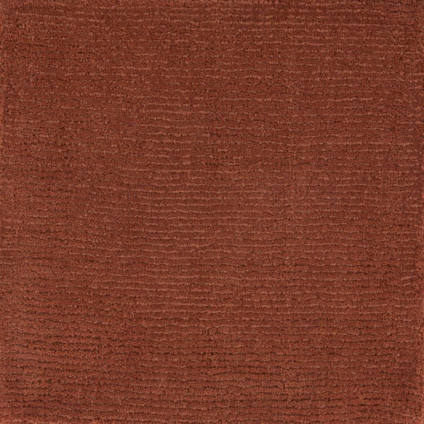 Surya Mystique Burnt Orange Sample Area Rug 18 x 18 M332-1616