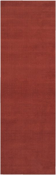 Mystique Contemporary Rust Fabric Hand Woven Runner (L 96 X W 30) M332-268