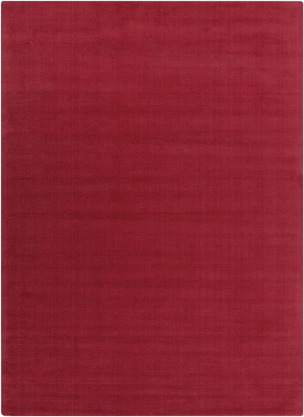 Mystique Contemporary Cherry Fabric Hand Woven Area Rug (L 132 X W 96) M333-811