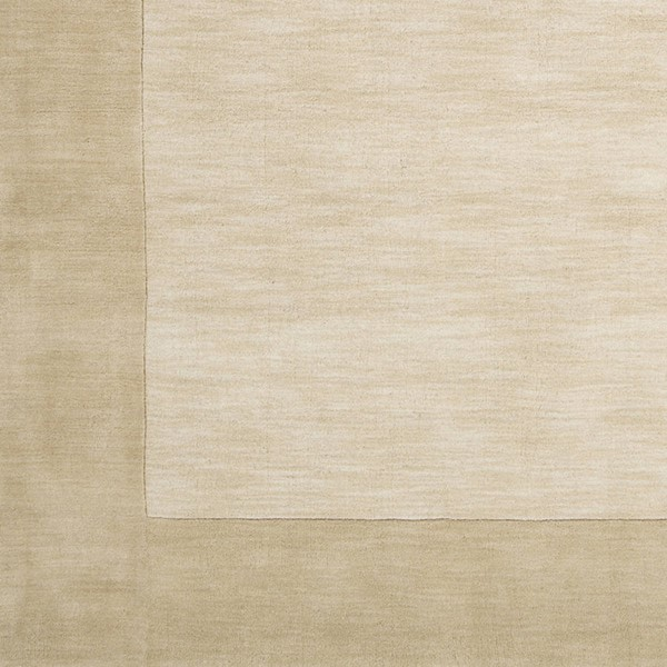 Surya Mystique Khaki Wool Sample Area Rug 18 x 18 M344-1616