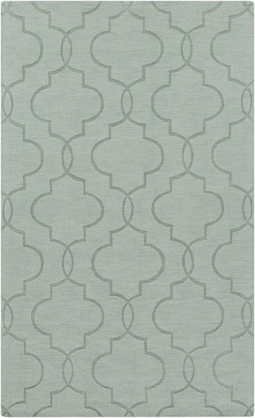 Mystique Contemporary Moss Fabric Area Rug (L 96 X W 60) M5172-58