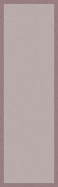 Mystique Contemporary Lavender Mauve Wool Runner (l 96 X W 30) M5372-268