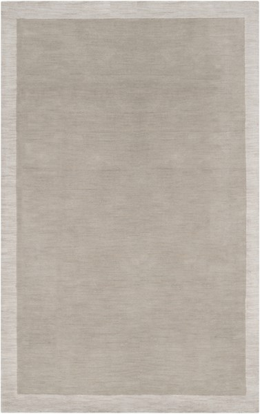 Madison Square Gray Ivory Wool Area Rug (L 90 X W 60) MDS1001-576