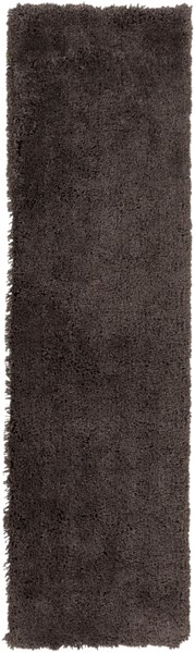 Mellow Contemporary Taupe Polyester Runner MLW9002-238