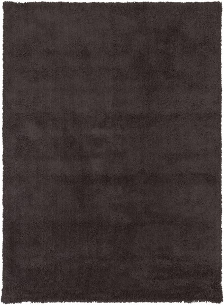 Mellow Contemporary Taupe Polyester Area Rug (L 132 X W 96) MLW9002-811