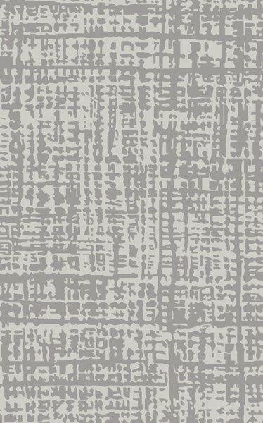 Mount Perry Modern Light Gray Wool Area Rug (L 96 X W 60) MTP1029-58