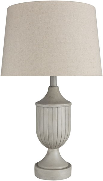 Surya Mathis Ivory Taupe Table Lamp - 15x25.50 MTS-001