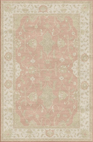 Normandy Contemporary Taupe Beige Gray Fabric Area Rug NORMANDY-DCR-BNDL