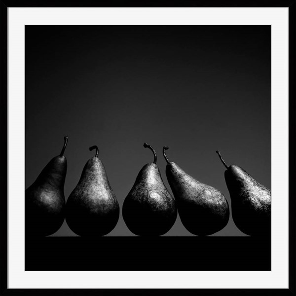 Surya Eternal Paper Pears Wall Art - 38x48 OB117A001-3848