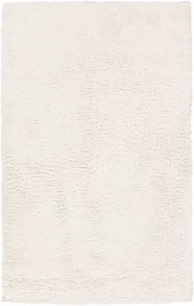Pado Contemporary Ivory Polyester Hand Tufted Area Rug PAD1000-576